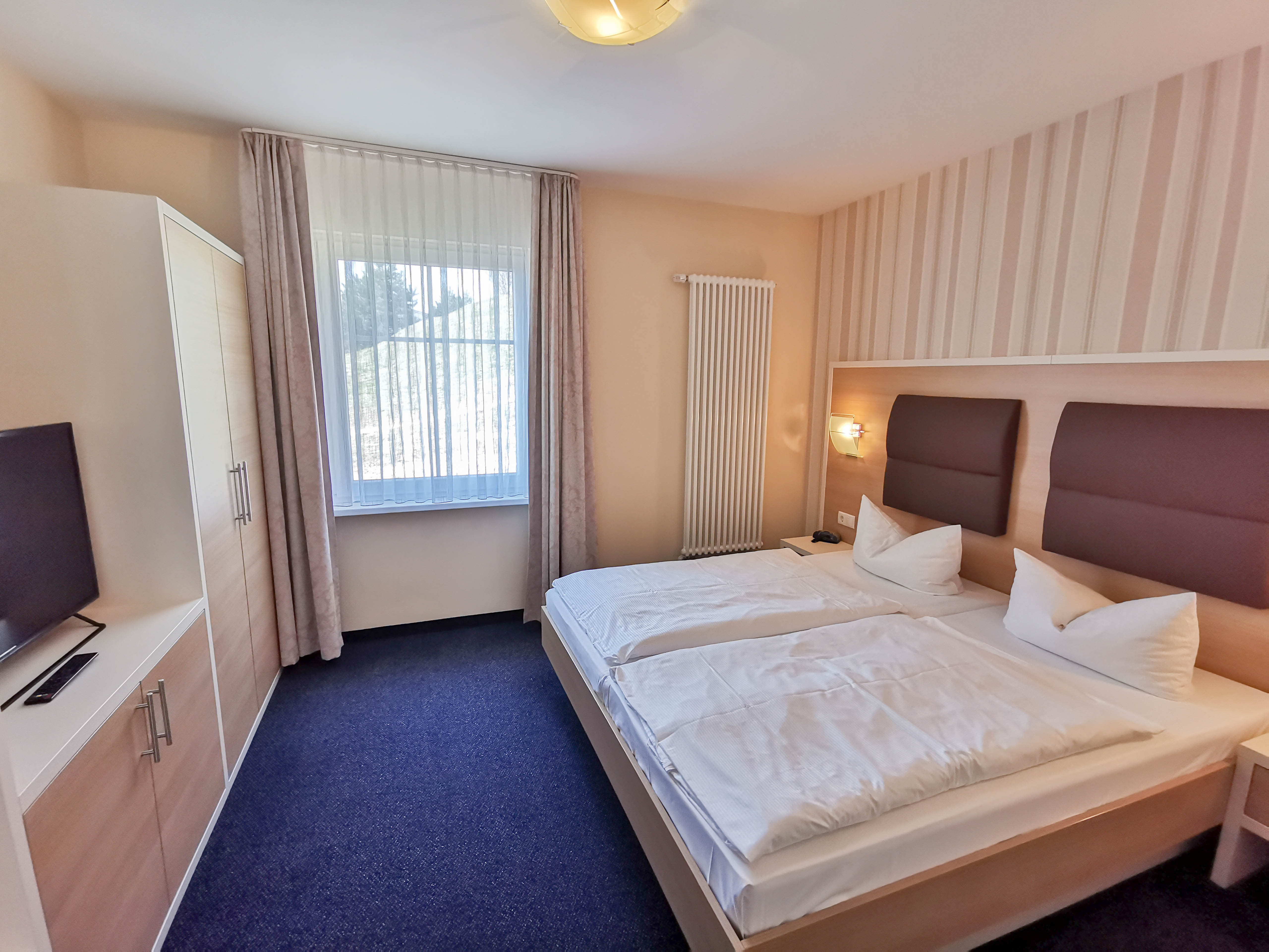 Junior Suite Wald-Hotel Sellin
